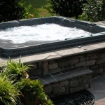 custom spa composite