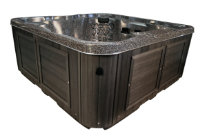 Composite hot tub