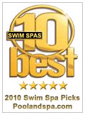 Top Ten Swim Spa
