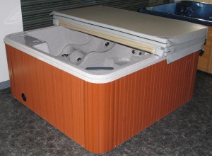 Insulated Hot Tub Cover