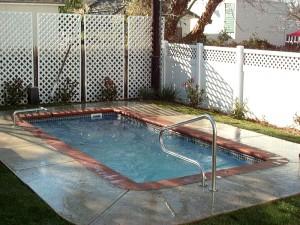 Composite swim spa 1