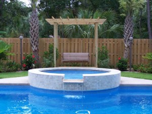 custom composite spa jacksonville
