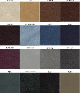 spa cover color chart